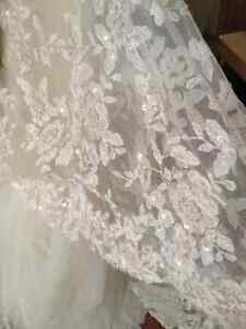 Wedding Dress by Sophia Tolli in size 12 -$380