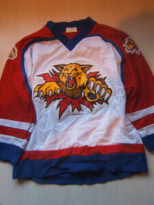 Moncton Wildcats Jersey Youth Small