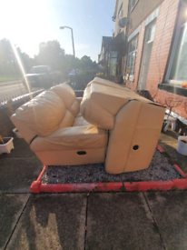Free 2 + 2 seater couches