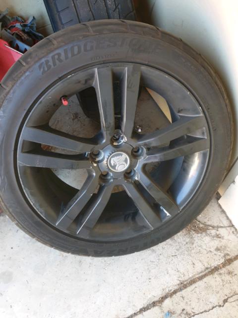 Holden rims | Wheels, Tyres & Rims | Gumtree Australia