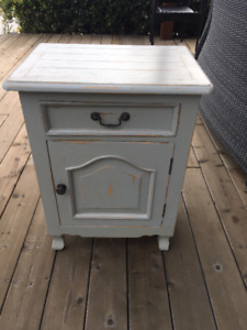 night table or side table