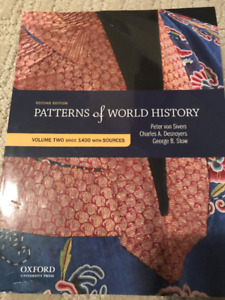 Patterns of World History: 2nd Edition
