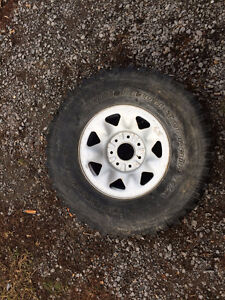 Ford 2002 Spare Tire