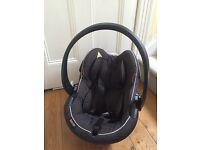 BeSafe baby car seat & Isofix
