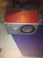 Alpine Sub and Box for sale