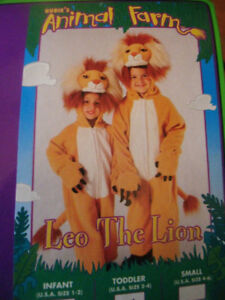 aead033af Lion Costume | Kijiji in Ontario. - Buy, Sell & Save with Canada's ...