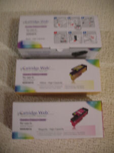 NEW Ink Cartridges for XEROX WORK CENTRE 6015 Laser Printer