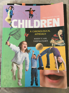 Third Canadian Edition: Children A Chronological Approach