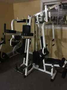 Tuff Stuff Universal Home Weight Fitness Gym