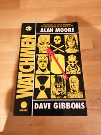 Watchmen - German Edition Graphic Novel