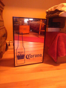 Corona Lighted Mirror with water sounds