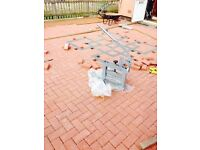 Fencing / block paving/ patio / garden design/ painting/ landscape