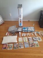 Nintendo Wii Console With Tons Of Games And Accessories!