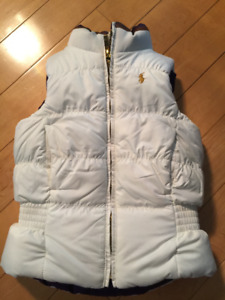 Veste réversible -  - Fille - Polo Ralph Lauren
