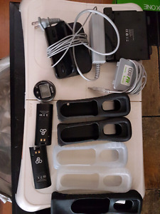 32gb black Wii u with remotes, games and more
