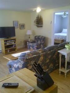 Furnished,Smoke & Pet Free,Spotless, All In $500.00 monthly Sept