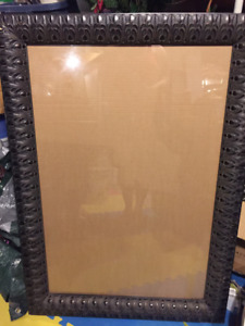 Large picture frame 41 1/2 inches x 29 1/4 inches