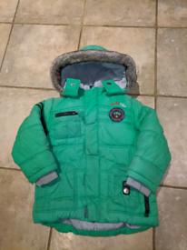Next winter coat age 3-4yrs £3