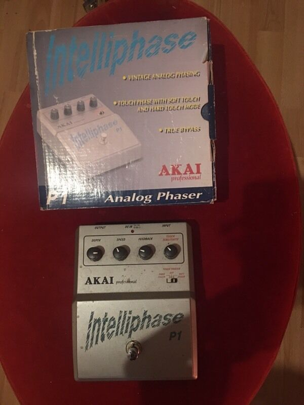 Akai Intelliphase