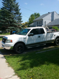 FORD F150 XLT HD 4X4 2006 176000 KM