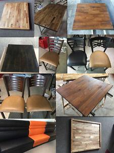 MEUBLE POUR VOTRE CAFE RESTO BISTRO