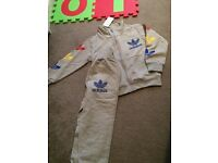 Adidas tracksuit 4-5 years