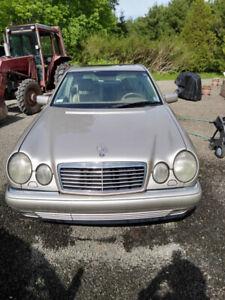 1999 E300 Mercedes Diesel
