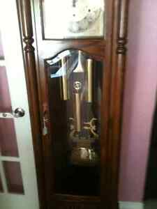 Large Colonial Times Traditional Style Grandfather Clock London Ontario image 3