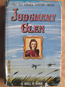 JUDGEMENT GLEN by Will R. Bird 1947 (Signed by the Author)
