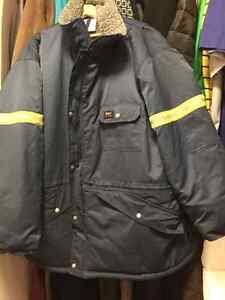 Helly Hanson winter work wear jacket