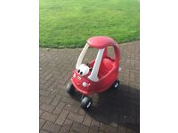 Little Tikes Limited Edition Cozy Coupe