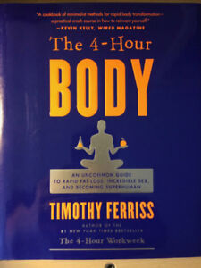The 4-Hour Body - Timothy Ferris