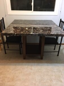 Ashley's kitchen table $550 or OBO