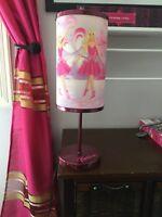 Barbie Lamp