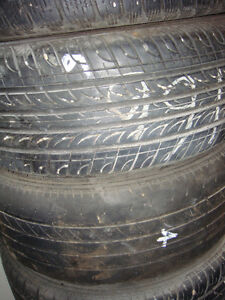 6  - 1995 Volkswagen Golf Steel rims with tires With 1extra tire Strathcona County Edmonton Area image 5