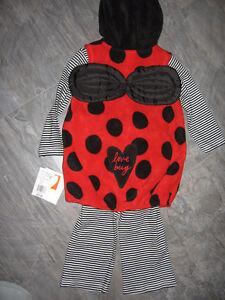New Lady Bug Costume
