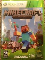 Mine craft for Xbox 360 Edition