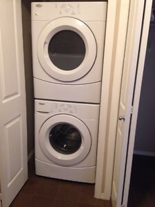 1 bed and private bath in south Edmonton  female roommate