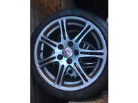 Civic type r ep3 alloy wheels