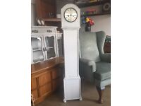 Gorgeous little Shabby Chic Vintage Granddaughter Clock - CAN DELIVER