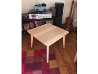 Lisabo ikea coffee table. Practically new, moving house condition 10/10 Rrp £65