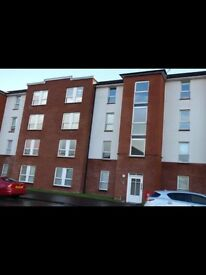 Large modern 2 bedroom flat to rent Clydebank (dean court)