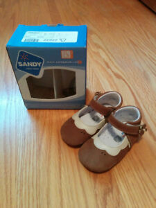 Brand New Girls' Shoes - size 9-12 months