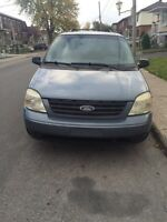 FORD FREESTAR  SPORT 2004