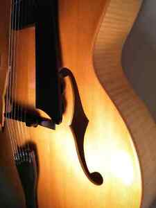 American Legend 7 string Archtop