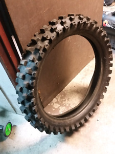 Bridgstone rear dirtbike tire 50 obo