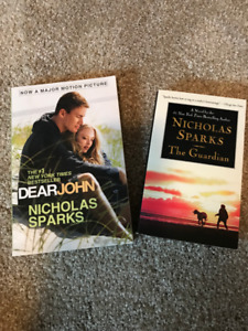 'Dear John' and 'The Guardian' by Nicholas Sparks