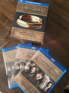 Collection Lord of the rings et hobbit.