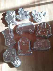 Cake pans for rent!