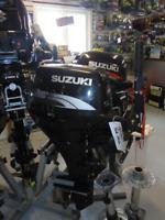 1999 Suzuki 9.9hp Motor for sale Kingston Kingston Area Preview